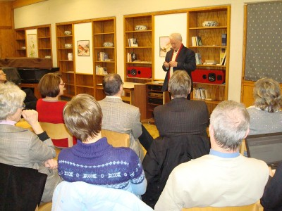 Vortrag Rotary Montabauer März 09
