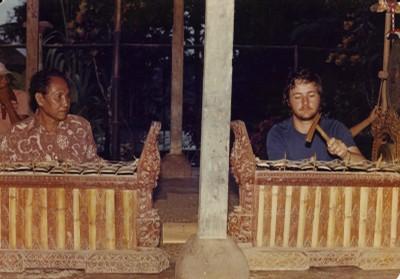 Erster Baliaufenthalt 1978, Unterricht mit I Gusti Gedé Raka