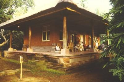 Mein Haus in Saba Bali