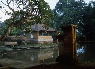 Meine erste Hütte in Saba Bali